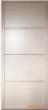 白枫+四等分H条+宽边框