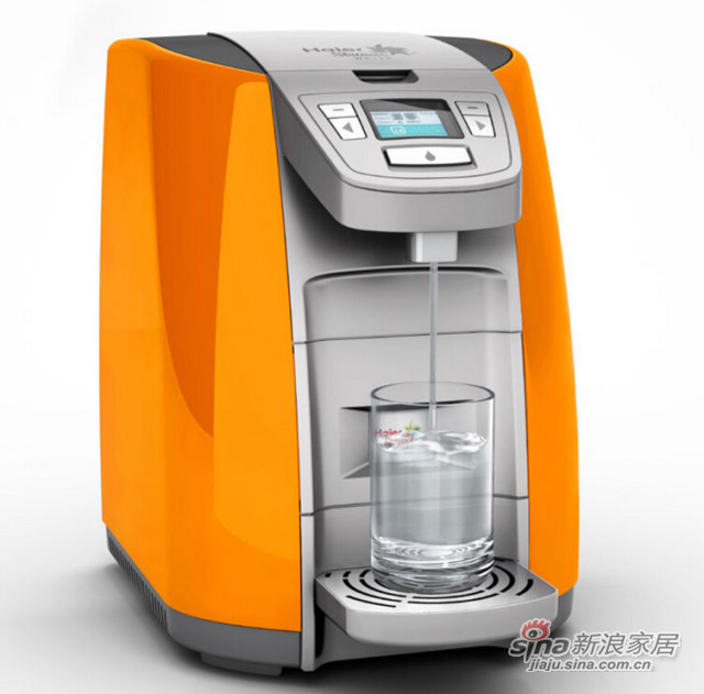 海尔施特劳斯智饮机 HSW-V5HR(橙)温热型