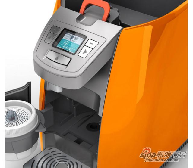 海尔施特劳斯智饮机 HSW-V5HR(橙)温热型-3