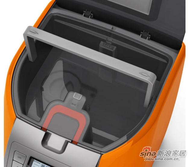 海尔施特劳斯智饮机 HSW-V5HR(橙)温热型-4
