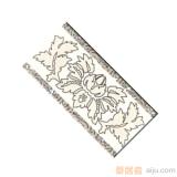 陶一郎-欧式墙纸系列-平面大腰线TW45159C-H(145*300mm)
