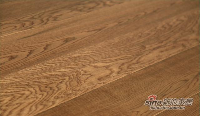 三层实木复合地板无醛环保橡木地板锁扣自然神笔-1