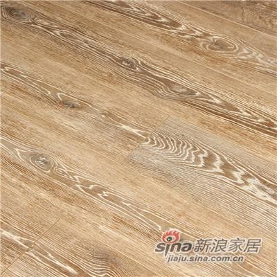德合家ROOMS 强化地板R1213拉丝深橡木-1