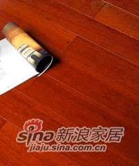 肯帝亚地板实木系列—纯实木LG-604金菠萝(番龙眼)