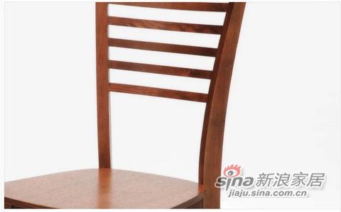 红苹果现代简约餐椅-2