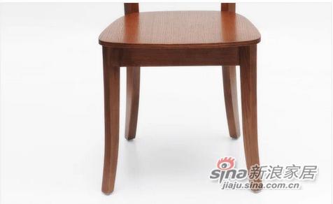 红苹果现代简约餐椅-3