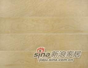 宏耐多层实木地板宜木风系列D512L北美枫木-0