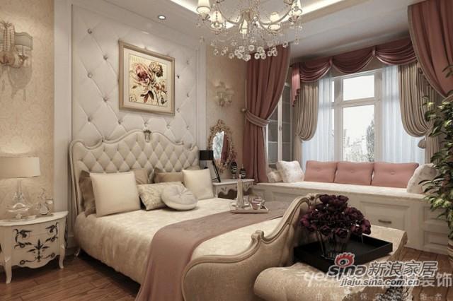 孔雀城-200㎡-新古典风格-2