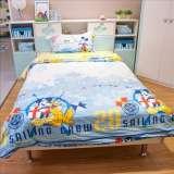 迪士尼儿童彩色家具-冰雪米奇床