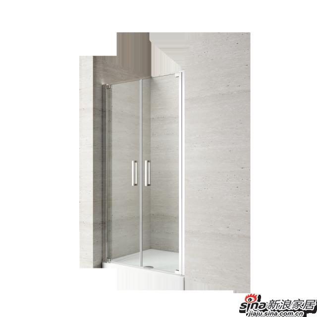 恒洁卫浴淋浴房HLG07Y22