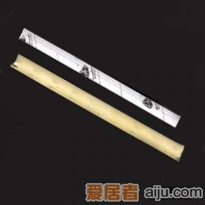 西美伦-集成吊顶-板材-珠光边角SML-XB-木线型