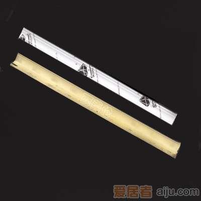 西美伦-集成吊顶-板材-珠光边角SML-XB-木线型1
