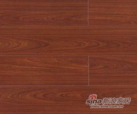 大卫地板中国红-锦绣红系列强化地板DW0012龙凤红檀-0