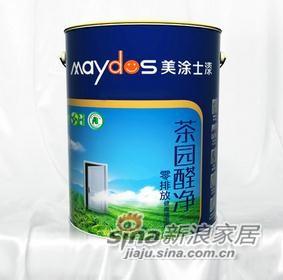 茶园醛净零排放健康墙面漆-1