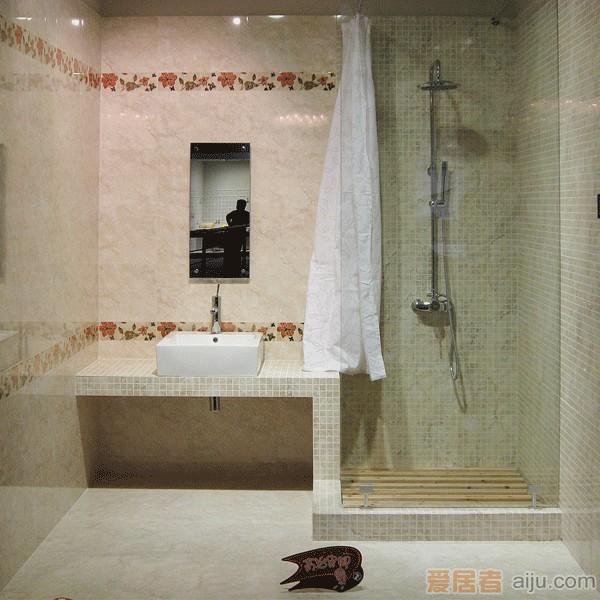 陶一郎-时尚靓丽-辊筒印花墙砖-TY45121K(300*450mm)1