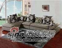 欧迪曼妮布艺沙发A-1001#-0
