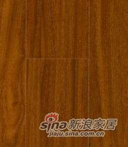 """欧龙地板""""明""""系列强化地板-M013檀木"""