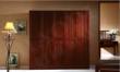 好迪家私柚木系列HD-6911衣柜
