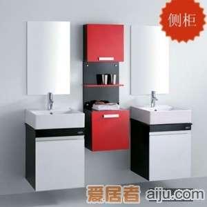 法恩莎PVC浴室柜FPG4682侧柜(400*1300*300mm)1