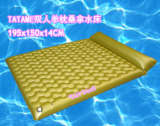 TATAME水床系列 TATAME双人单枕桑拿水床(金色) QP02001A