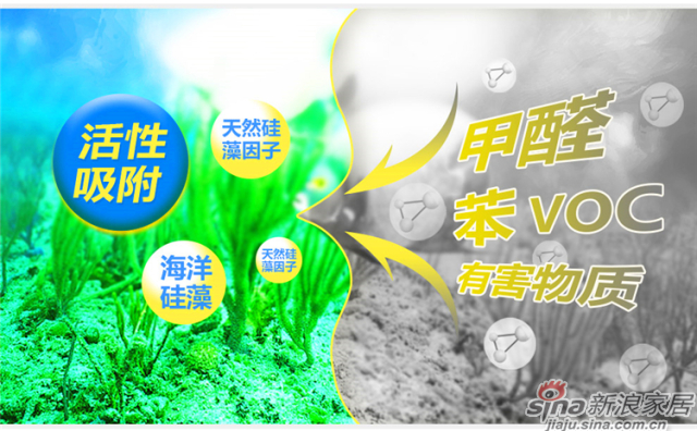水性润莹硅藻净味全效内墙乳胶漆5L-10