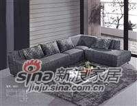 欧迪曼妮布艺沙发8501-0