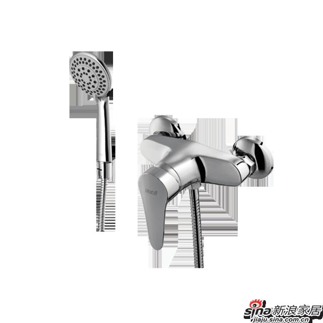 恒洁卫浴淋浴龙头HMF2213