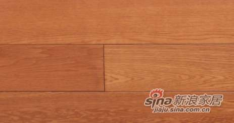 锦绣前程实木地板柚木色类―橡木-0