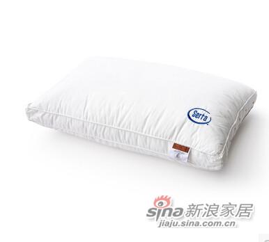 天蚕丝弹簧枕-1