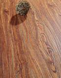 乐迈佩顿系列P-5强化复合地板-典藏红橡