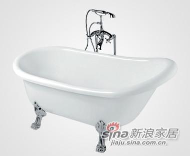 船型浴缸 HD1501\HD1500