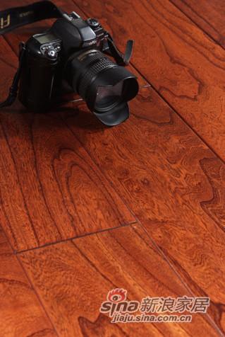 【永吉地板】实木复合仿古塞尚系列——榆木巴黎情怀