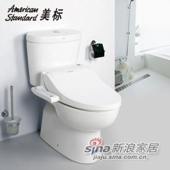 美标卫浴 加长节水马桶-0