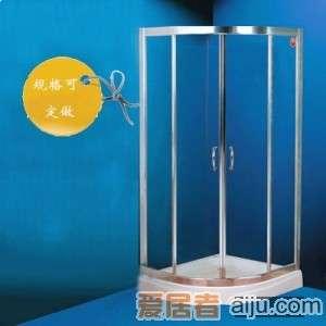英皇简易淋浴房TM29(6厘)1