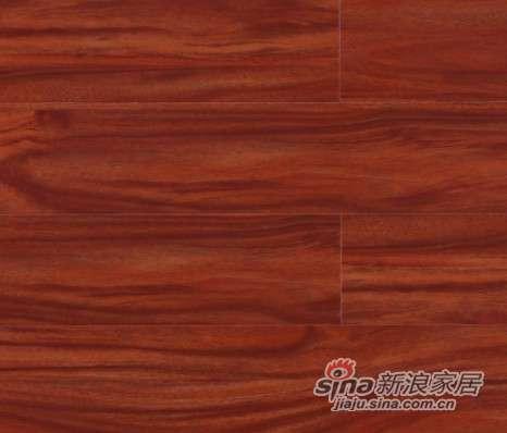 大卫地板中国红-锦绣红系列强化地板DW0016南美古松-0