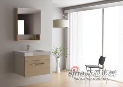 JY68141浴室柜