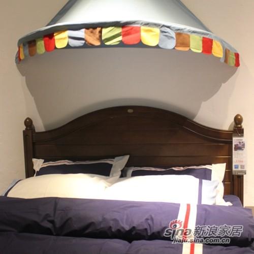优山美地寓述-1.5米单层床-2
