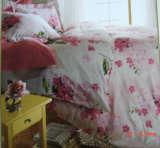 澳西奴纯棉印花四件套床上用品双人风铃彩逸