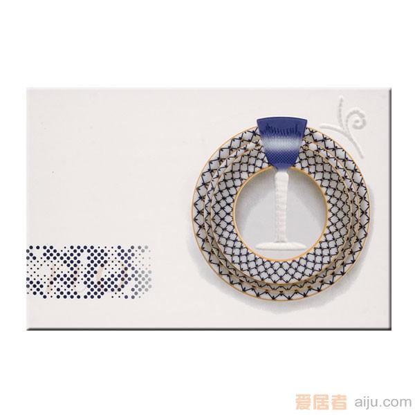 欧神诺墙砖-亚光-蓝白平方系列-YF041H2B(300*450mm)1