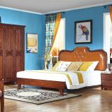 巴克庄园s5006#1.8床、s5001#衣柜