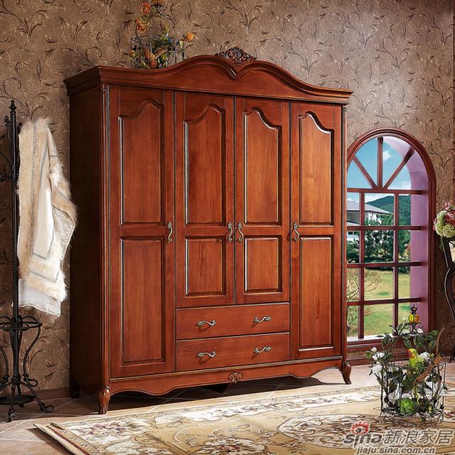 巴克庄园Z6002衣柜