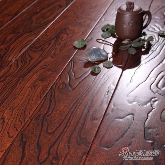 瑞澄地板--多层仿古系列--榆木西班牙舞曲道具图RCD×-02-0