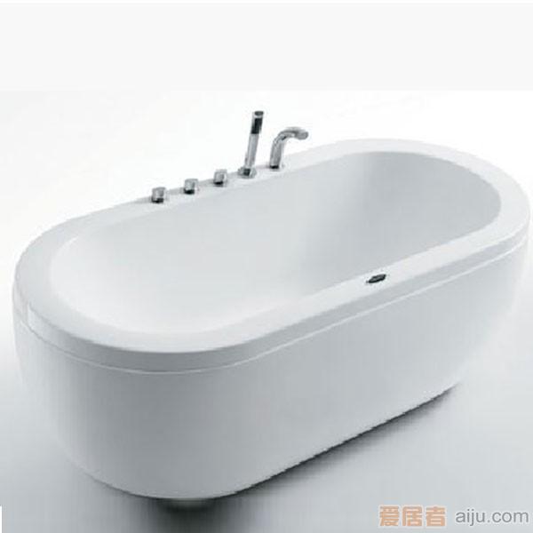 法恩莎压克力浴缸(五件套)FW006Q(1700*800*630mm)1