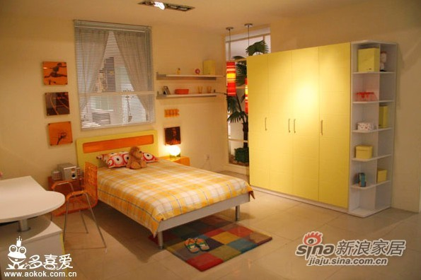 黄色葵花园-0