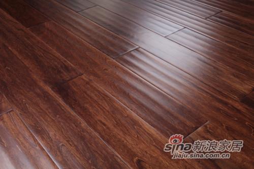和邦盛世木艺地板 唐韵系列―宿建德江-0