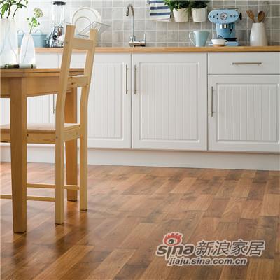 德合家SAXON 强化地板8731小屋橡木