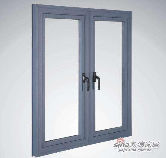 P5101型气密平开窗