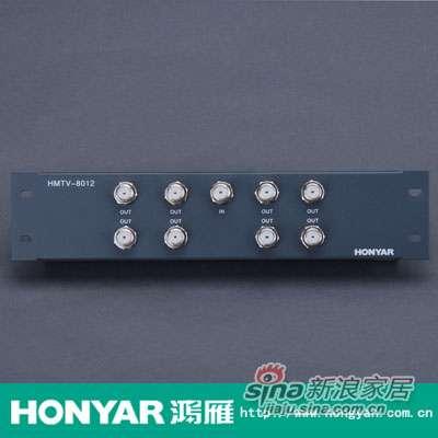 有线电视八分配器HMTV-8012-0