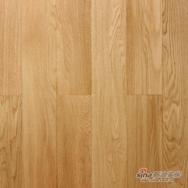 瑞澄地板--实木复合地板--栎 木RCD�C307-0