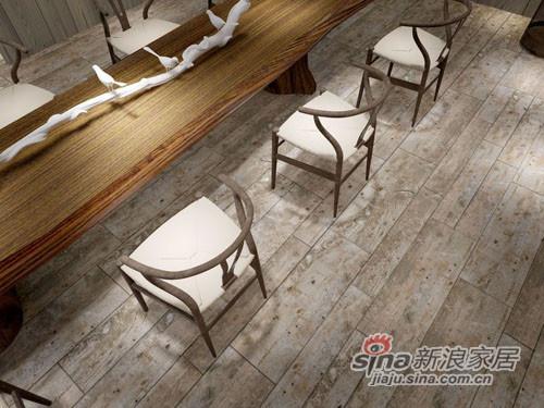 箭牌瓷砖古船木-8